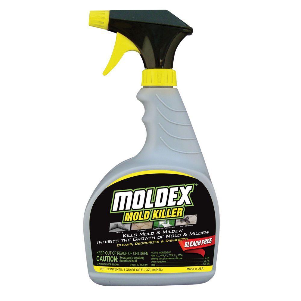 Moldex 32 Oz Mold Killer Spray 5010 The Home Depot