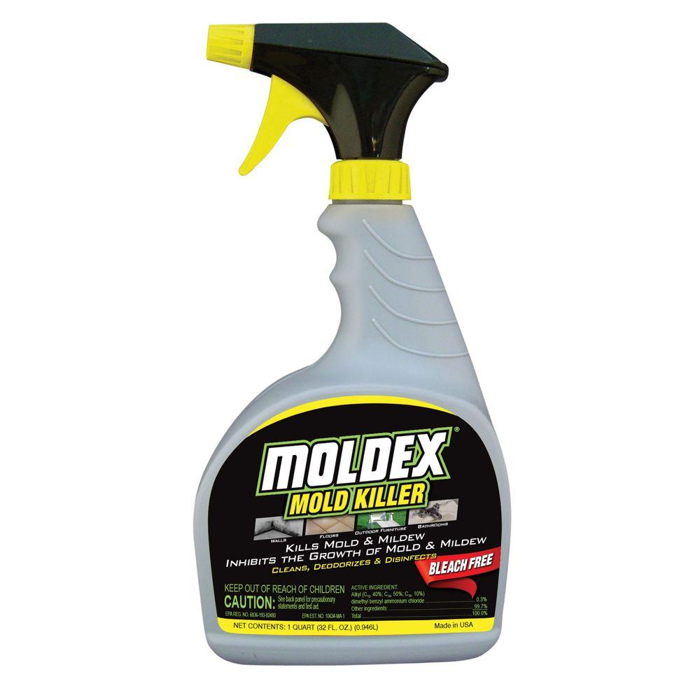 Moldex 1 gal. Mold Killer-5520 - The Home Depot