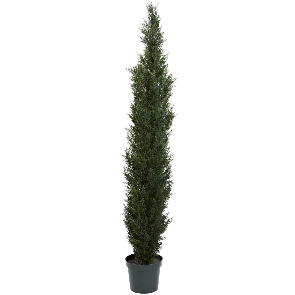 Nearly Natural 7 ft. Mini Cedar Pine Tree Nearly Natural 7 ft. Mini Cedar Pine Tree