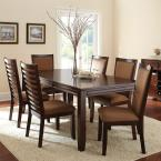Steve Silver Company Cornell Brown Side Chair (Set of 2)