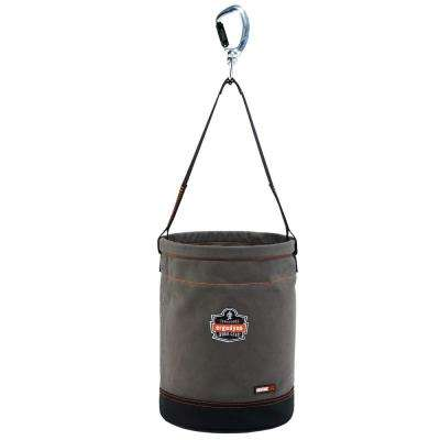 Arsenal 12.5 in. Tool Bucket Gray Canvas