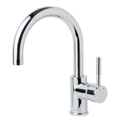 Dia Single-Handle Bar Faucet in Chrome