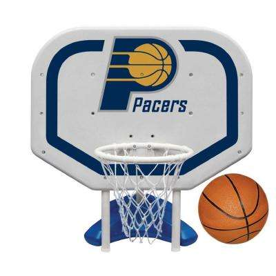 Indiana Pacers NBA Pro Rebounder Swimming Pool Basketball Game