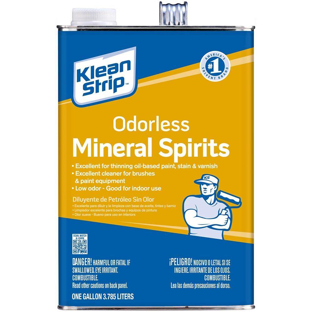 Klean-Strip 1 gal. Odorless Mineral Spirits