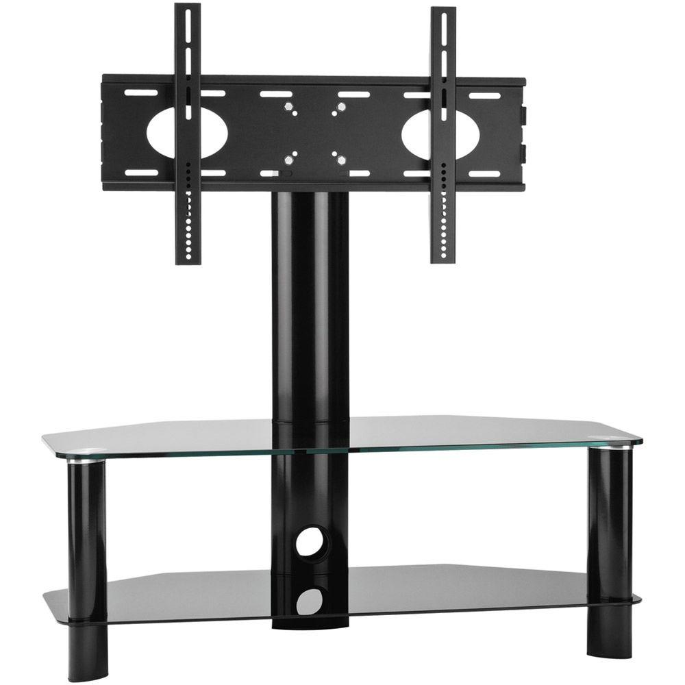OmniMount Modena Series 2-Shelf AV Stand with Flat Panel Mount-DISCONTINUED