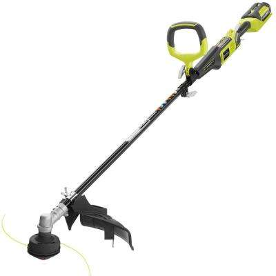 Reconditioned 40-Volt X Lithium-Ion Attachment Capable Cordless String Trimmer - 2.6 Ah Battery and Charger Included