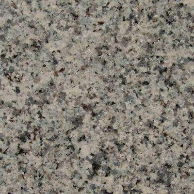 3 in. x 3 in. Granite Countertop Sample in Azul Platino