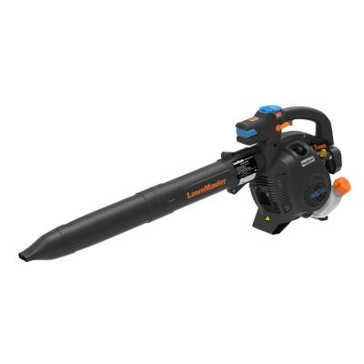 NO-PULL 200 MPH 370 CFM 26cc Gas with Electronic Start Handheld Leaf Blower