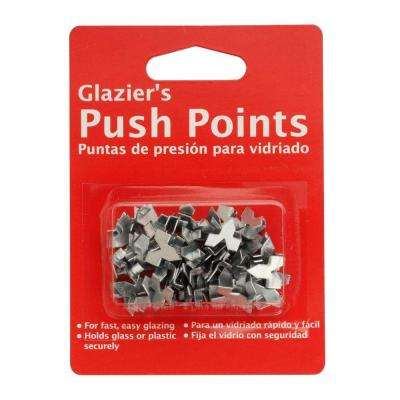 Window Glazing Points (60-Pack)