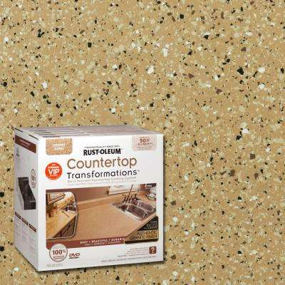 70 oz. Desert Sand Large Countertop Kit