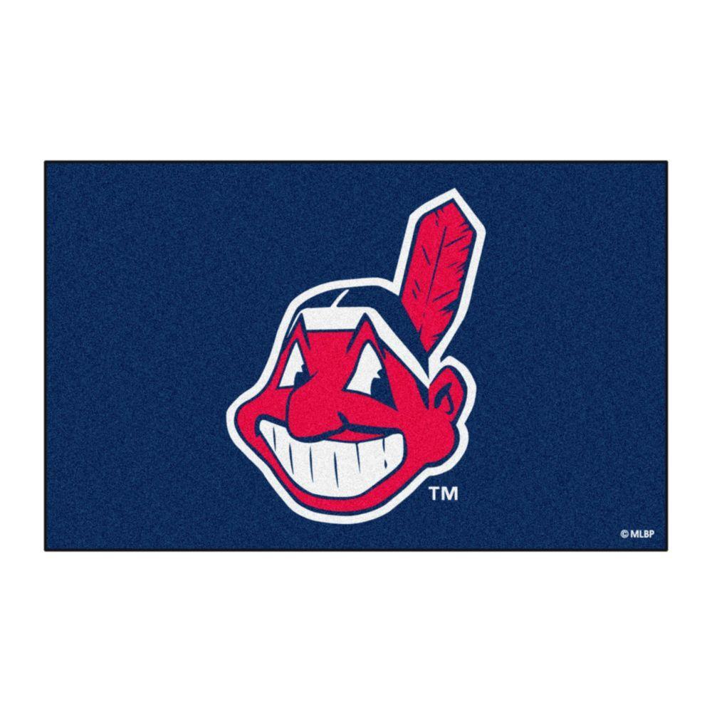 Cleveland Indians 5 ft. x 8 ft. Ulti-Mat