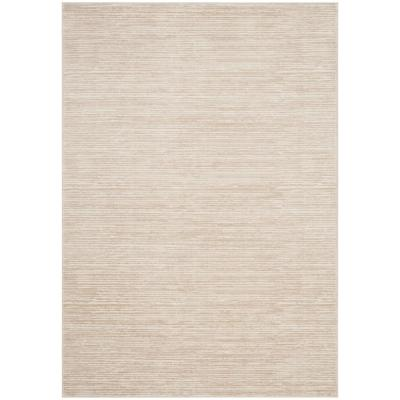 Vision Cream 5 ft. x 8 ft. Area Rug