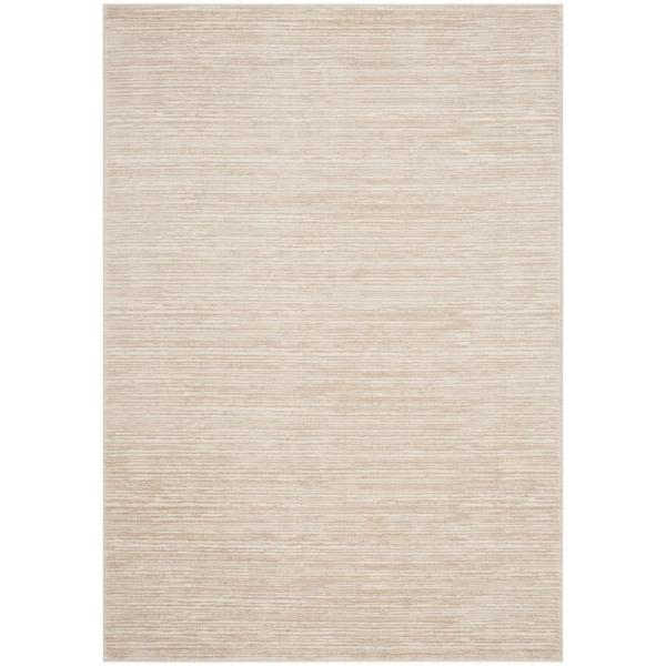 Vision Cream 6 ft. x 9 ft. Area Rug