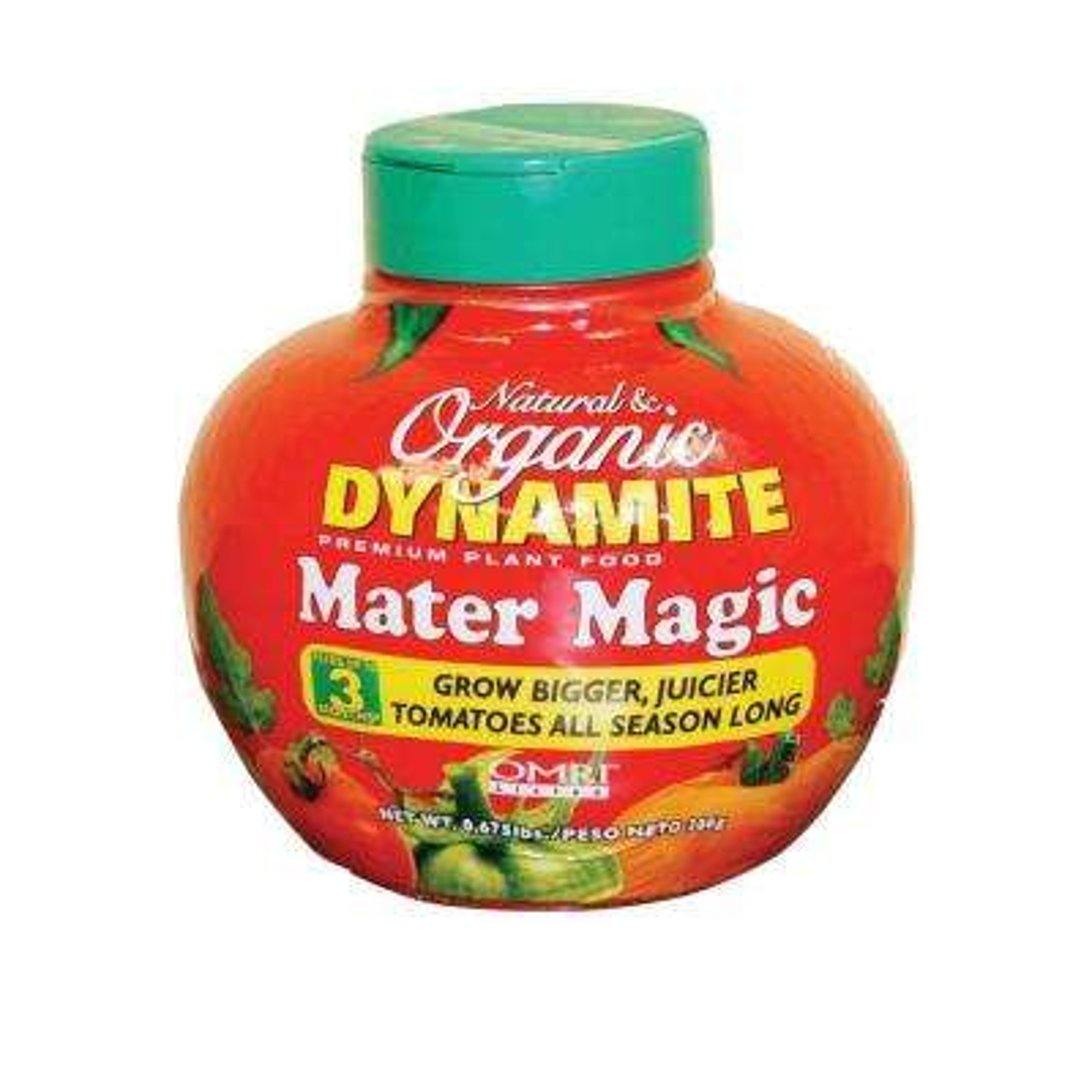 0.675 lbs. Mater Magic Organic Tomato Fertilizer