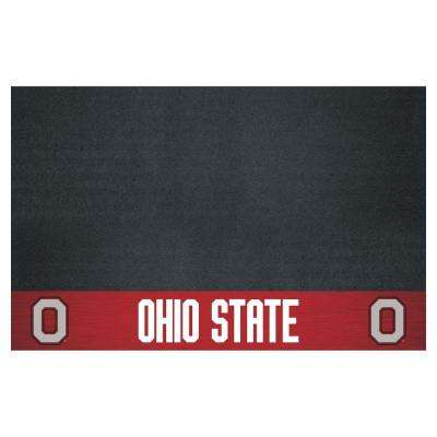 Ohio State University 26 in. x 42 in. Grill Mat