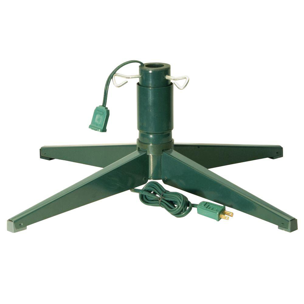 National Tree Company Revolving Christmas Tree Stand-RS-1 - The ...