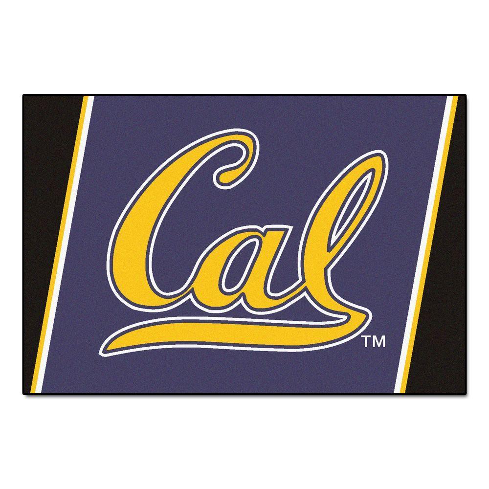 University of California, Berkeley 5 ft. x 8 ft. Area Rug
