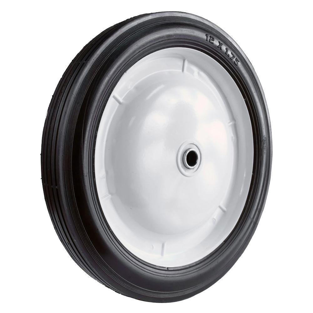 Martin Wheel 12X1.75 Light Duty Steel Wheel