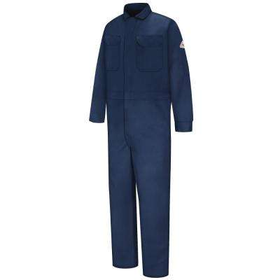 EXCEL FR Men's Size 44 (Tall) Navy Deluxe Coverall