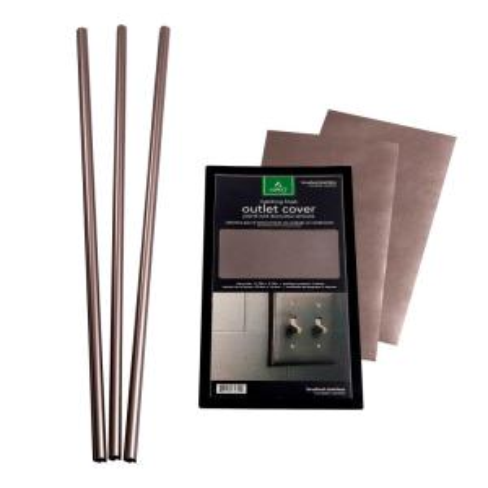 Backsplash Accessory Kit in Stainless