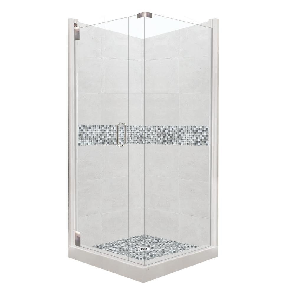 Del Mar Grand Hinged 42 In. X 42 In. X 80