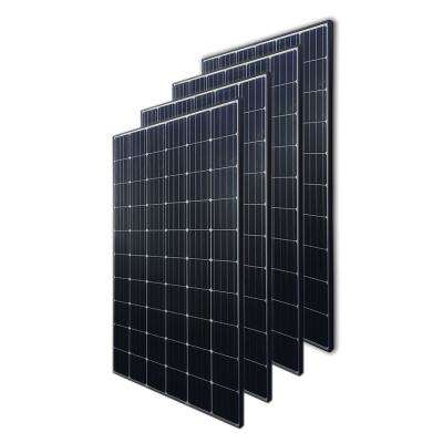 300-Watt 24-Volt Monocrystalline Solar Panel (4-Piece)
