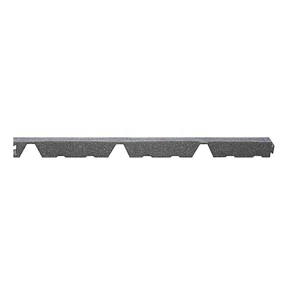 3 ft. Outside Closure Strip Foam PBR Roof Accessory in Gray