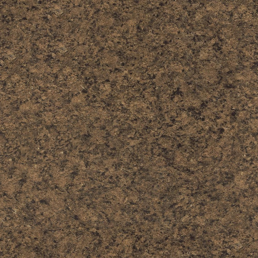 48 in. x 96 in. Laminate Sheet in Milano Brown with