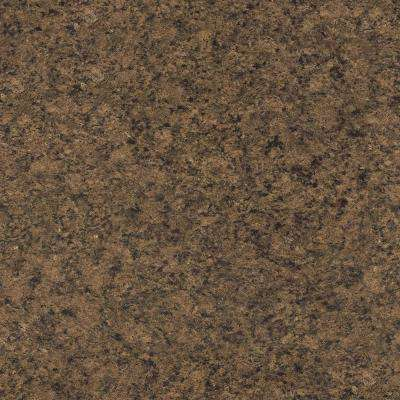 4 ft. x 8 ft. Laminate Sheet in Milano Brown with Premium Quarry Finish