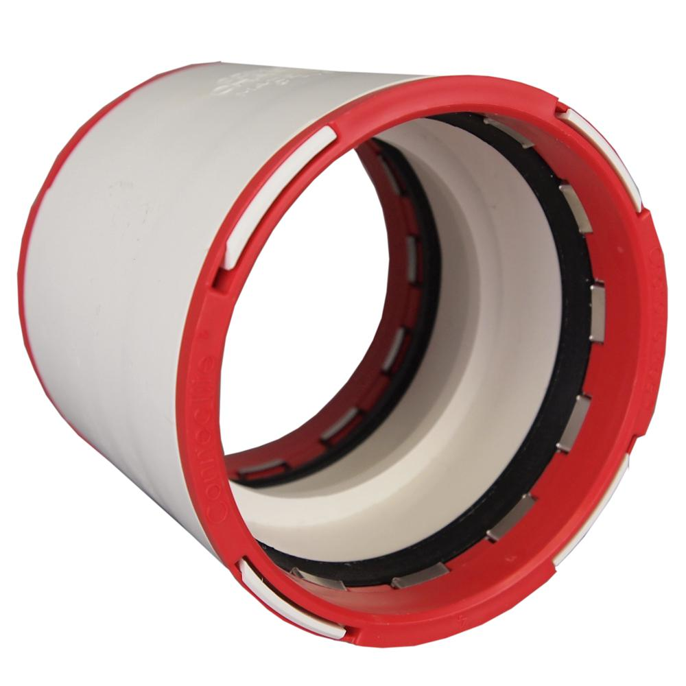 3 in. ConnecTite PVC DWV Coupling