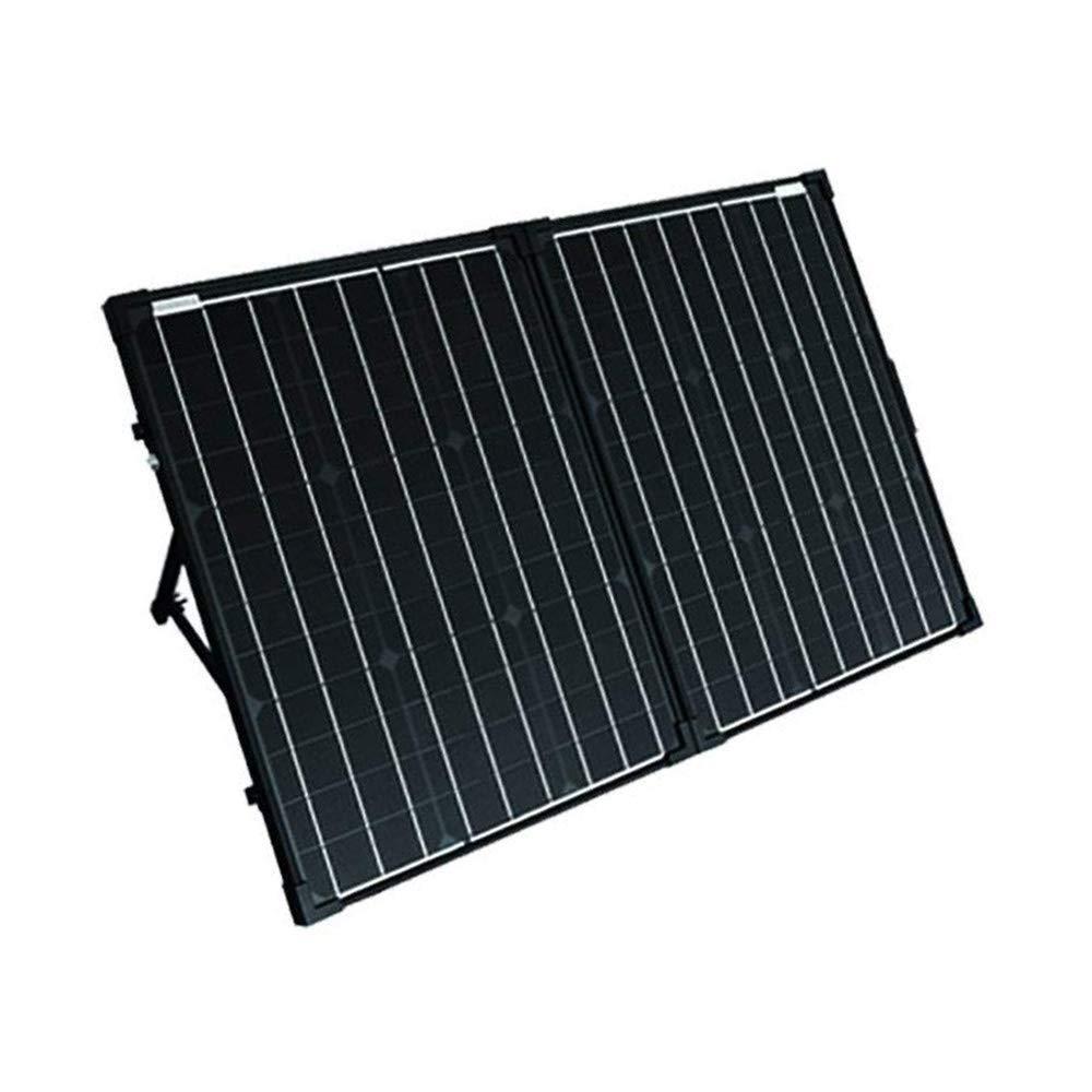 100-Watt Portable Briefcase OffGrid Solar Panel Expansion Kit