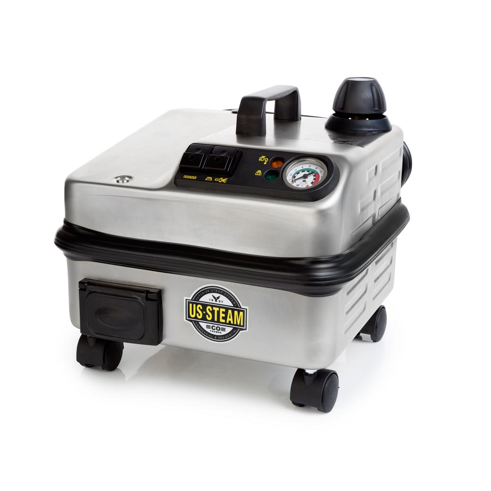 US Steam Eurosteam Commercial Vapor Steam Cleaner-ES1900 - The Home ...