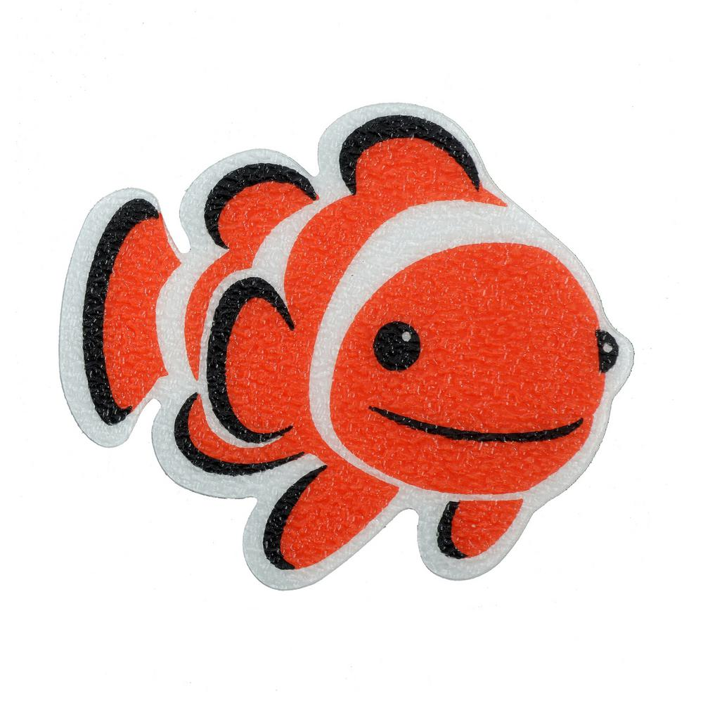 Slipx Solutions Clownfish Tub Tattoos 5 Count 04140 1