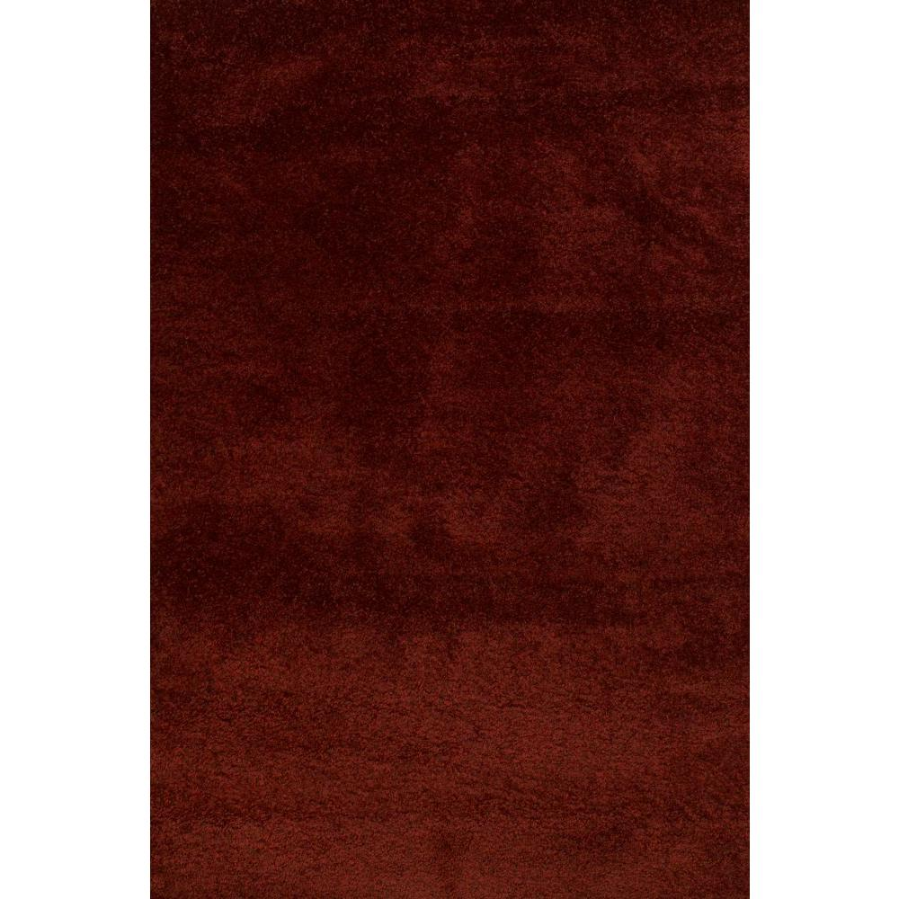 Home Decorators Collection Hanford Shag Red 9 Ft X 12 Ft Area Rug