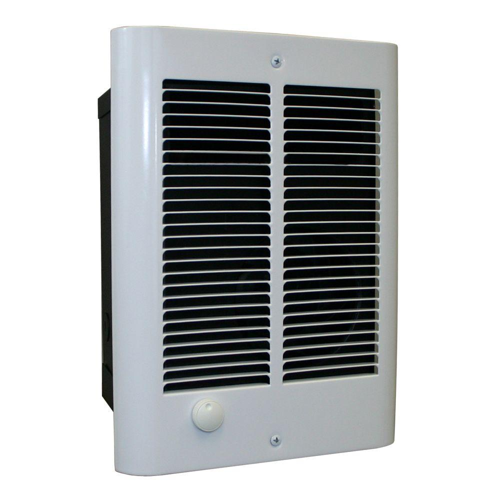 Wall mounted electric bathroom fan heaters - 1 500 Watt Small Room Wall Heater