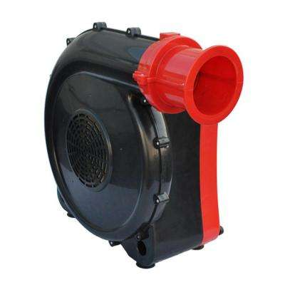 2 HP Indoor Outdoor Inflatable Blower Fan for Bounce House Jumper Game and Display Structures