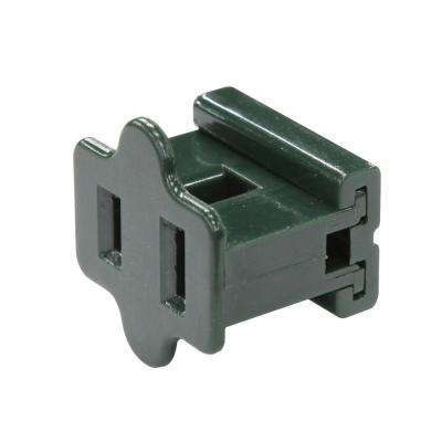 18-Gauge Female Slide On Connector Plug (25-Pack)