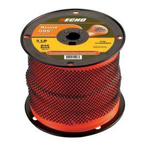 ECHO 3 lbs. Spool 0.095 inch Round Trimmer Line by ECHO