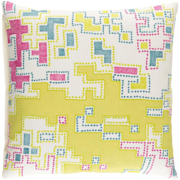 Artistic Weavers Mecklen Poly Euro Pillow S00151085316