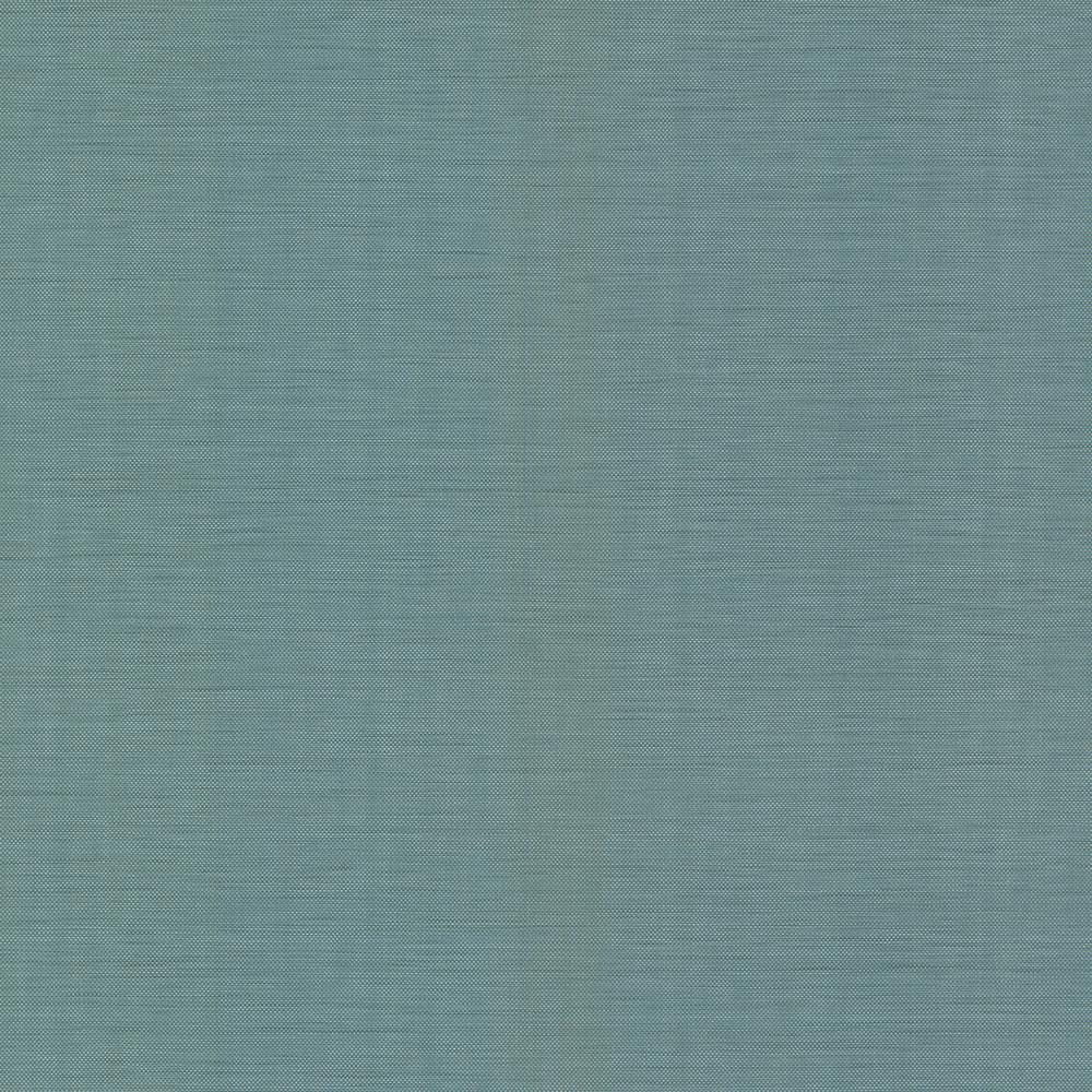 Citi Teal Woven Texture Wallpaper
