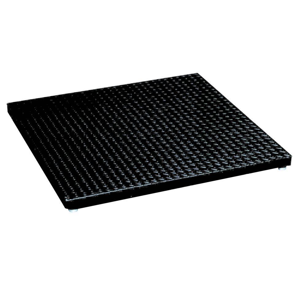 4,000 lb. Capacity 60 in. x 60 in. Low Profile Floor Scale