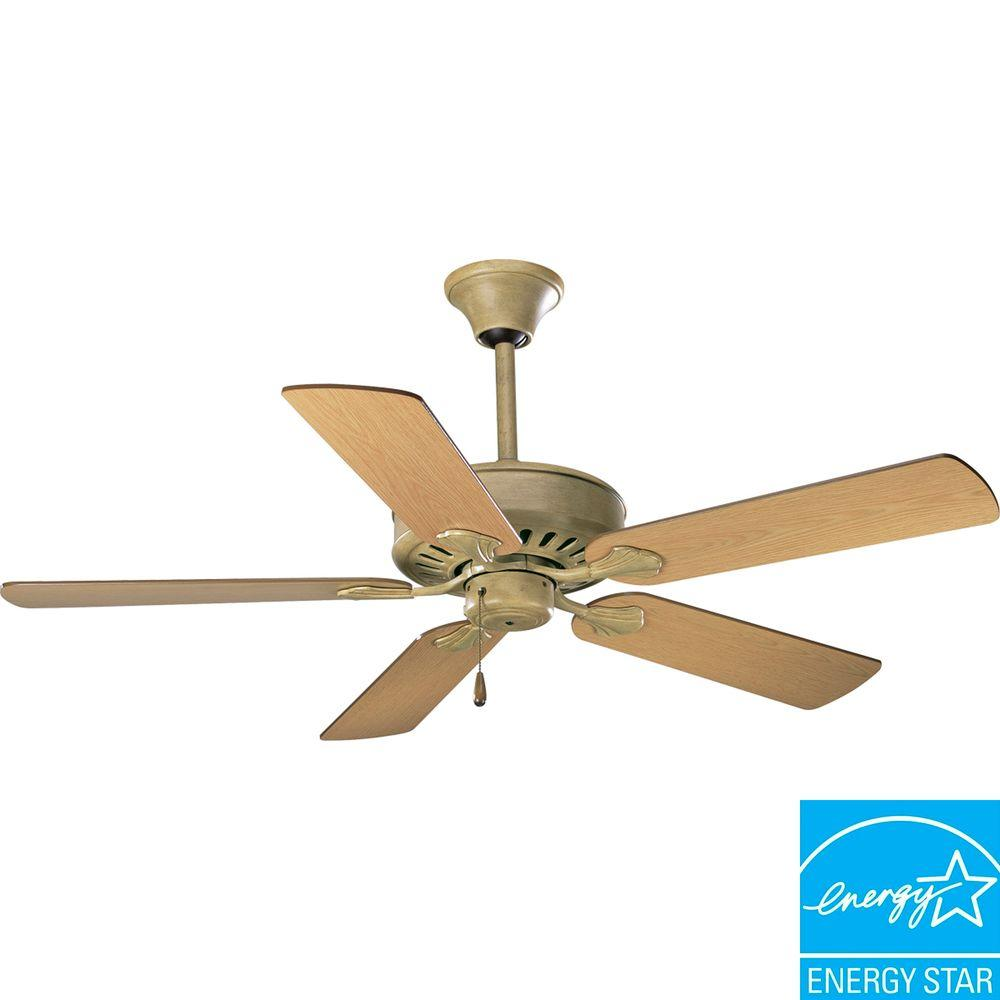 Progress Lighting AirPro Performance 52 in. Seabrook Ceiling Fan-DISCONTINUED
