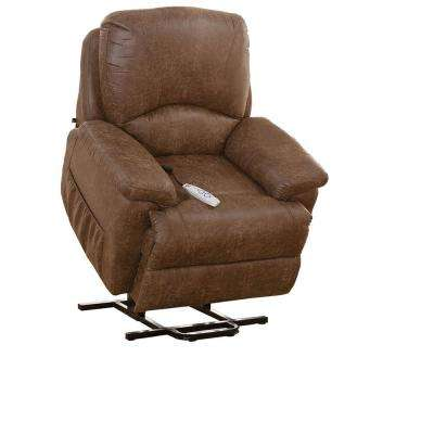 Manchester Power Recliner Lift Chair in Silt