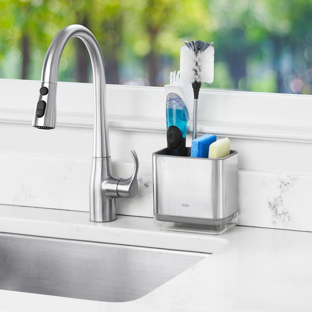 Sponge Holders & Sink Caddies - Kitchen Sink Organizers ...