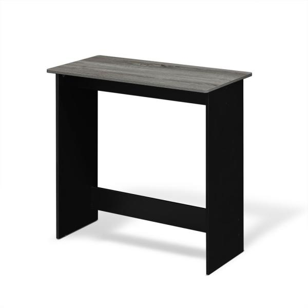 404d524d45f801 Furinno Simplistic French Oak Grey Study Table 14035GYW - The Home Depot