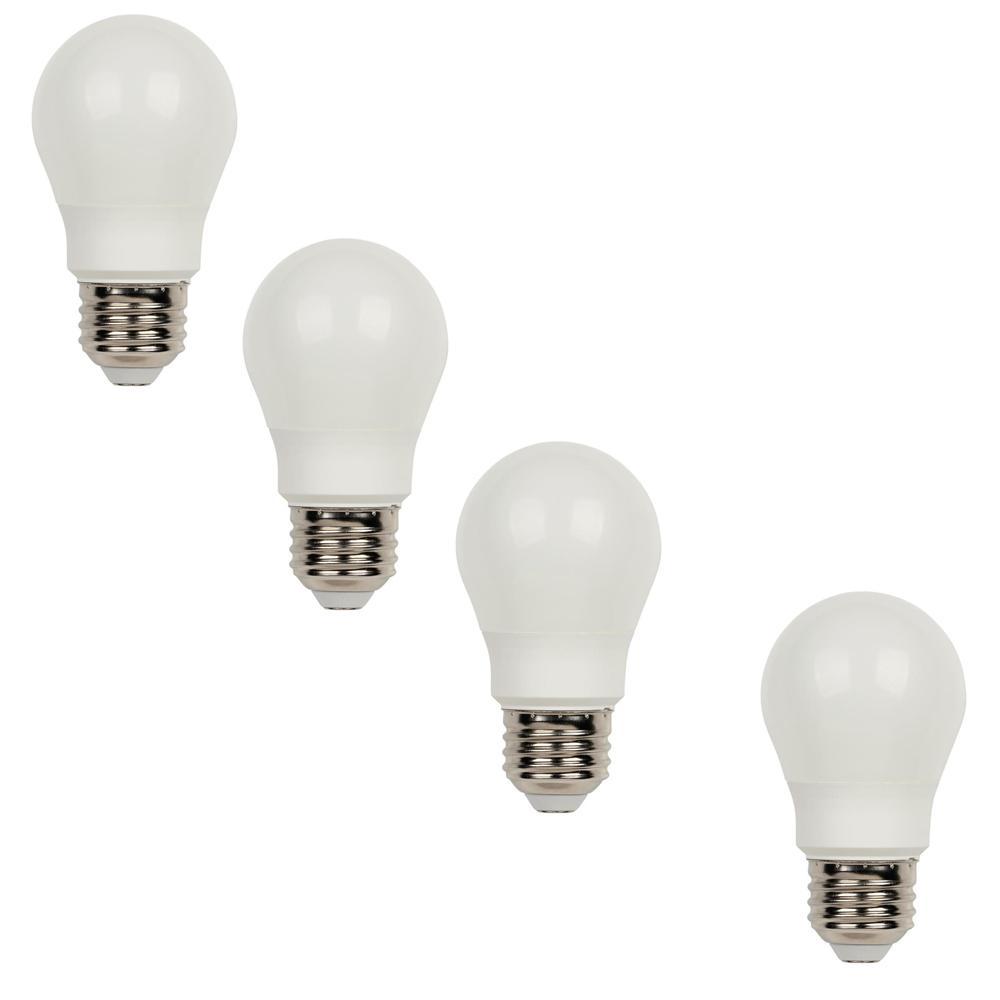 Westinghouse 60w Equivalent Soft White A15 Led Light Bulb 4 Pack
