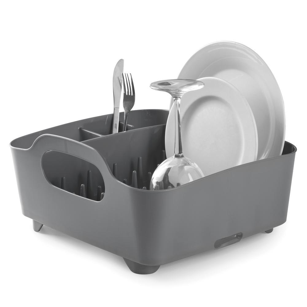 Tub Charcoal Dish Rack