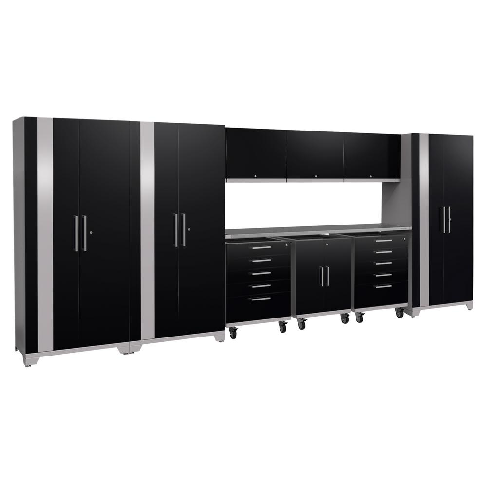 Performance Plus 2.0 80 in. H x 197 in. W x