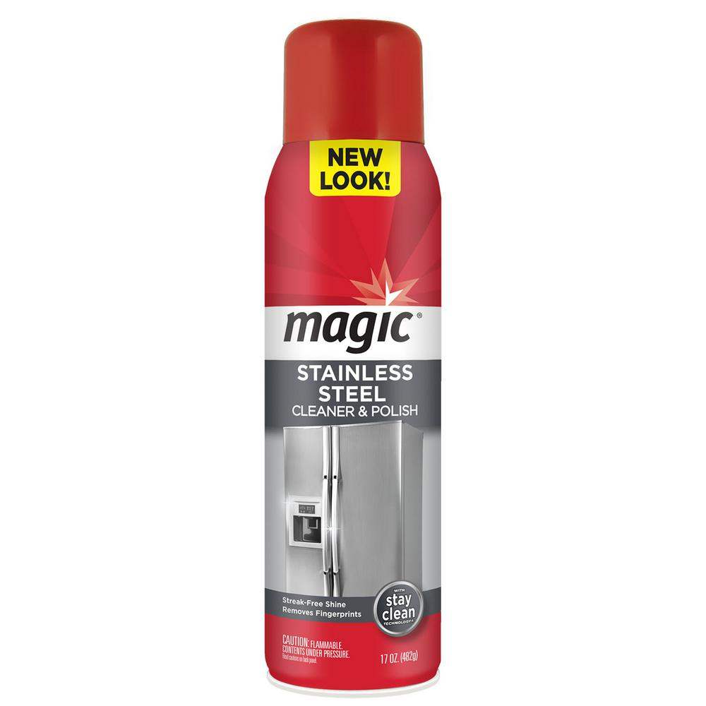Magic 17 oz. Stainless Steel Cleaner
