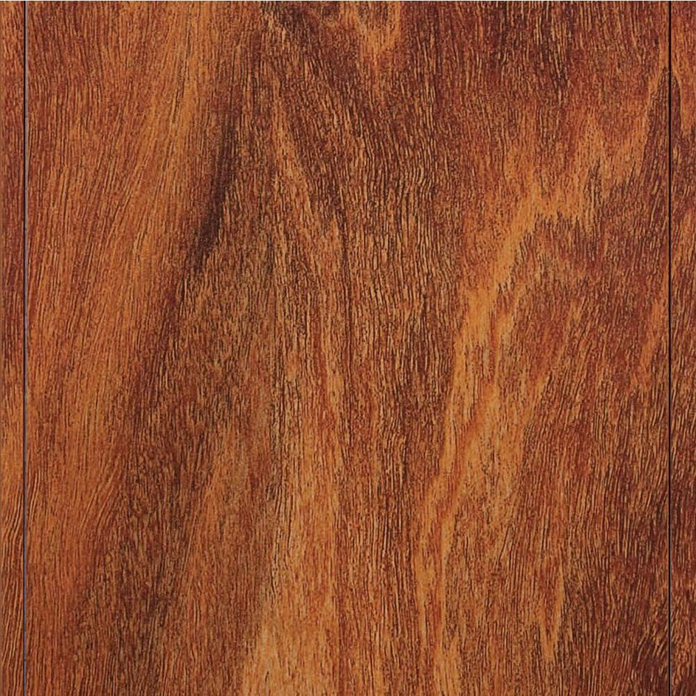 Home Legend Natural Mahogany 10 mm Thick x 5 in. Wide x 47-3/4 in. Length Laminate Flooring (13.26 sq. ft./ case)